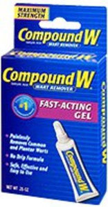 Compound W® Wart Remover, 1/EA