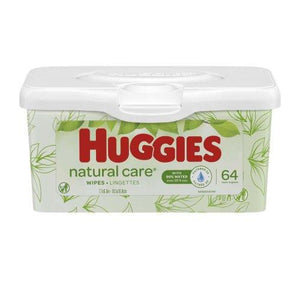KC Huggies® Natural Care® Baby Wipe, 64/PK