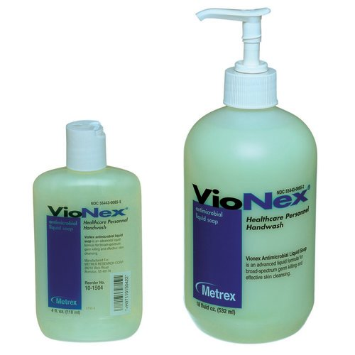 VioNex® Antimicrobial Soap 4 oz. Bottle, 1/EA