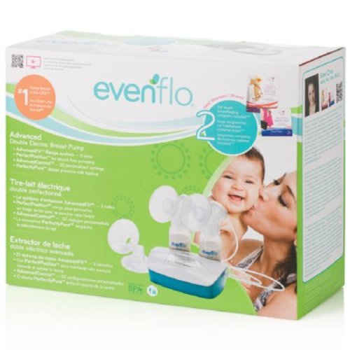 Evenflo® Advanced Breast Pump, 1/EA