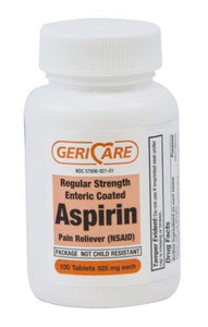 Geri-Care Aspirin, 100/BT