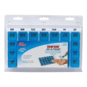 One-Day-At-A-Time® Pill Organizer, 1/EA