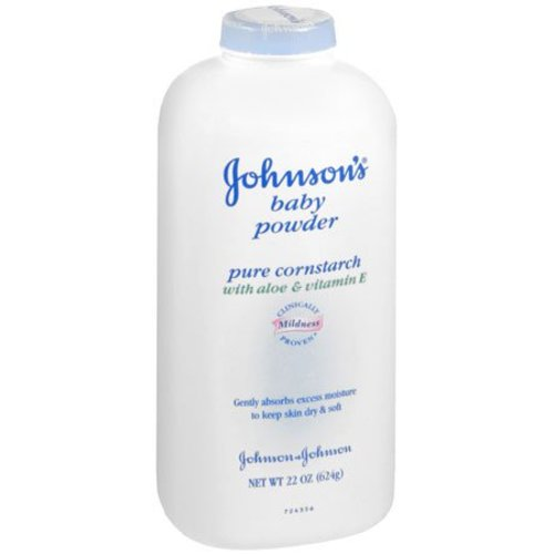 Johnson's® Baby Powder 22 oz., 1/EA