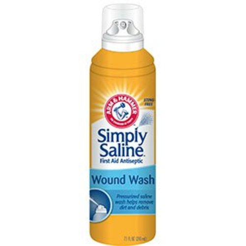 Simply Saline™ Wound Wash, 7.1 oz., 1/EA