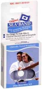 Sea-Band® Nausea Relief, 1/EA