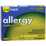 sunmark® Allergy Relief, 24/BT