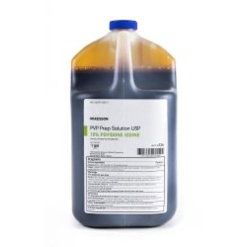 McKesson Prep Solution 1 gal. Jug, 1/EA