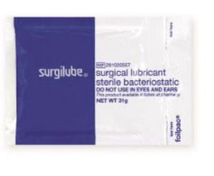 Surgilube® Lubricating Jelly, 48/BX