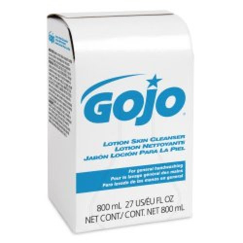 GOJO® Lotion Soap 800 mL Bag-in-Box, 1/EA
