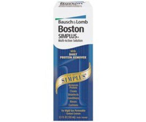 Boston Simplus® Contact Lens Solution, 1/EA