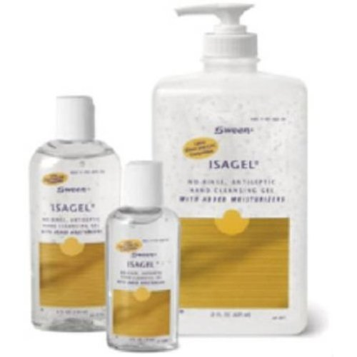 Isagel® Hand Sanitizer, 4 fl. oz., 36/CS