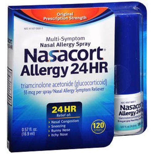 Nasacort® Allergy Relief, 1/EA