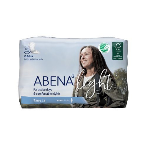 Abena™-Light Extra Bladder Control Pad, 10/BG