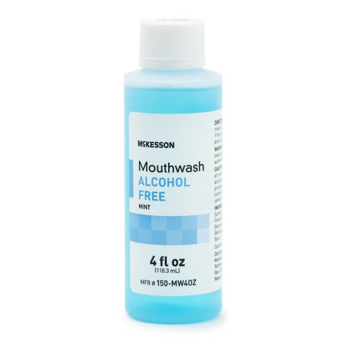 McKesson Mouthwash, 1/EA