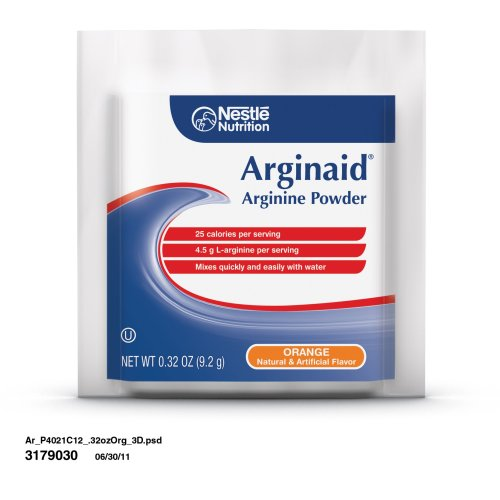 Arginaid® Arginine Supplement, 1/EA