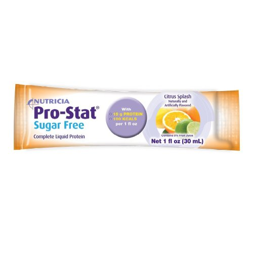 Pro-Stat® Sugar-Free Protein Supplement, Citrus Splash Flavor, 1 oz. Packet, 1/EA