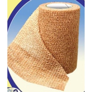 Brace Yourself for Action Cohesive Bandage, 2 Inch x 5 Yard, 1/EA
