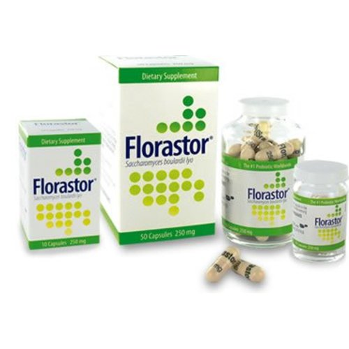 Florastor® Probiotic Dietary Supplement, 50/EA