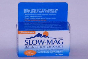Slow-Mag® Magnesium Chloride Supplement, 1/BT