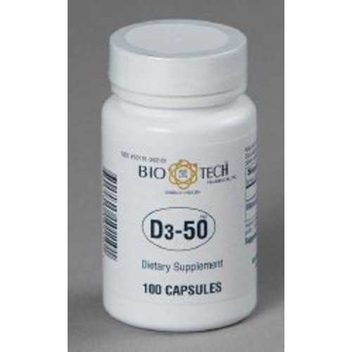 Bio Tech™ Vitamin D Supplement, 100/BT