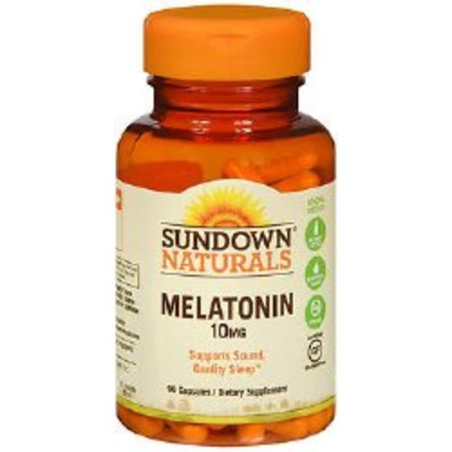 Sundown® Naturals Melatonin Supplement, 1/EA