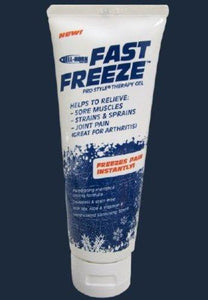 Fast Freeze® Cold Therapy Pain Relief Gel, 1/EA