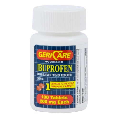 Geri-Care Ibuprofen, 100/BT