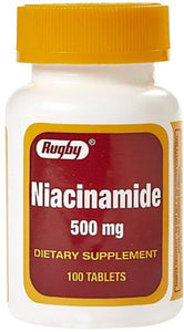 Major® Niacinamide Supplement, 1/BT
