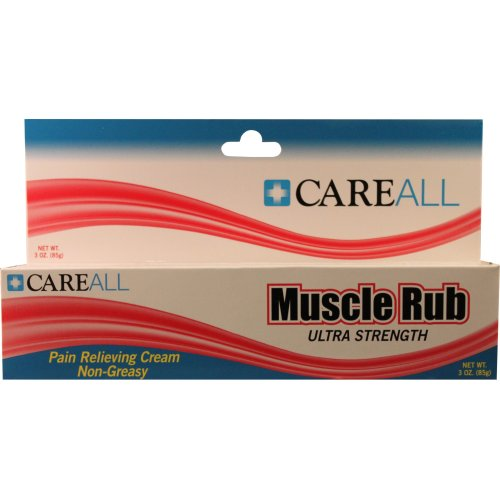 CareAll Muscle Rub, 1/EA