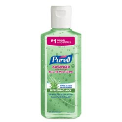 Purell® Hand Sanitizer with Aloe, 1/EA