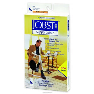 JOBST® SupportWear Compression Socks, 2/PR