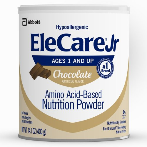 EleCare® Jr Pediatric Oral Supplement, Chocolate, 14.1 oz. Can, 1/EA