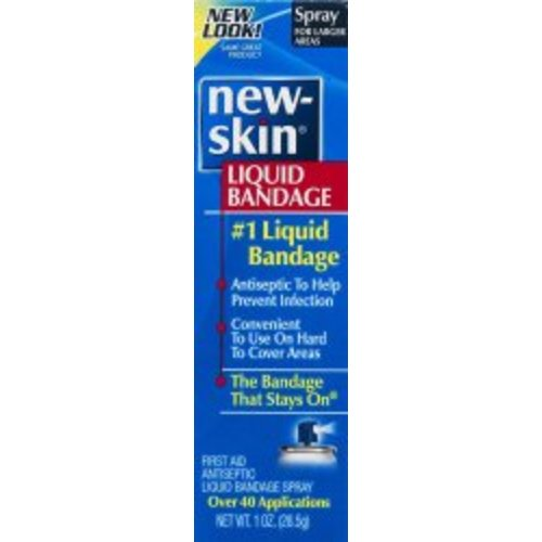 New-Skin Liquid Bandage, 1 oz., 1/EA