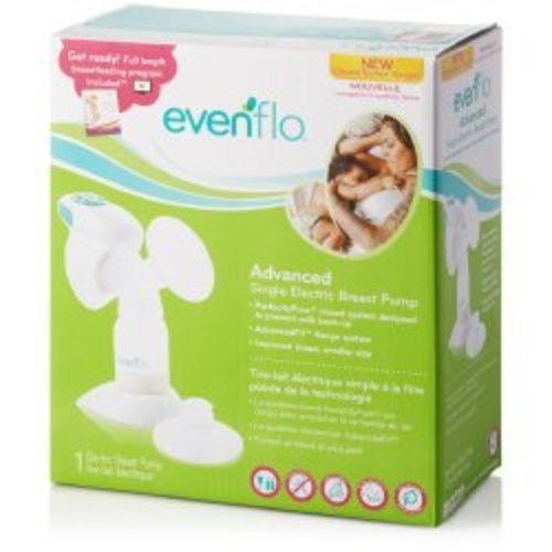 Evenflo Advanced Breast Pump, 1/EA