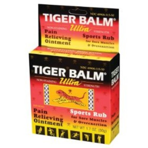 Tiger Balm® Pain Relief, 1/EA