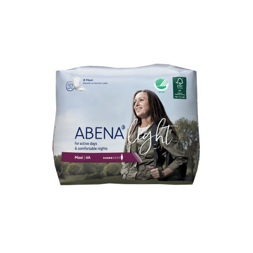 Abena™-Light Maxi Bladder Control Pad, 8/BG