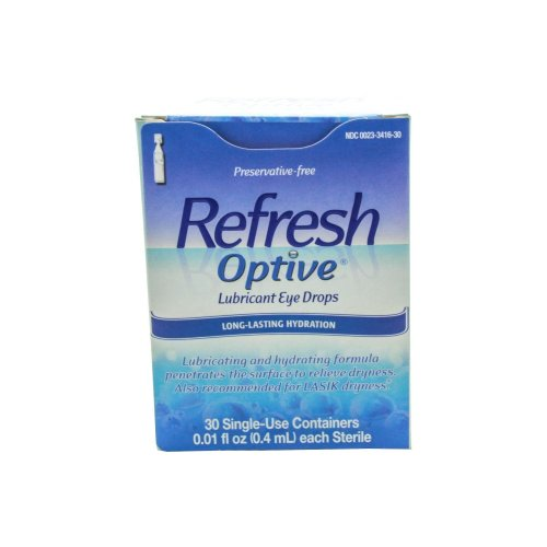 Refresh® Optive™ Lubricant Eye Drops, 30/BX