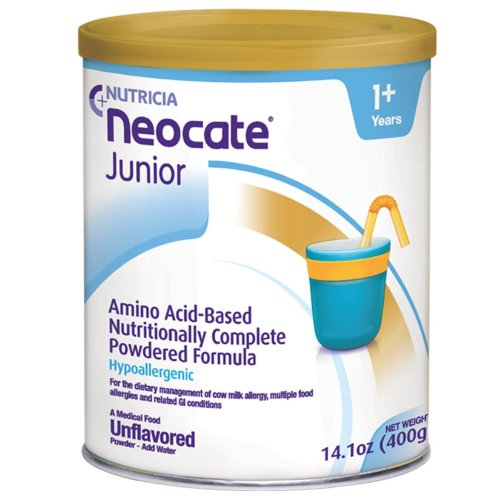 Neocate® Pediatric Oral Supplement without Prebiotics, Unflavored, 14.1 oz. Can, 1/EA