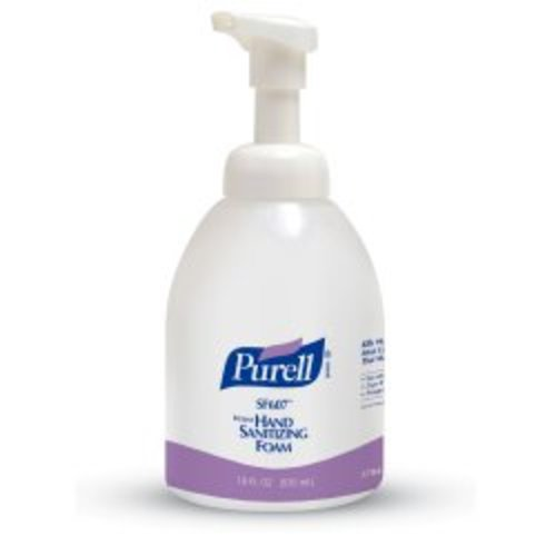PURELL® SF607™ Alcohol-Free Hand Sanitizer, 1/EA