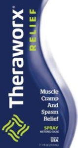 Avadim Theraworx® Magnesium Sulfate Topical Pain Relief Foam, 7.1 oz Spray, 1/EA