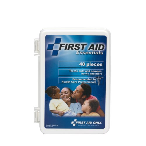 Acme First Aid Only® 48 Piece All-Purpose First Aid Kit, 1/EA