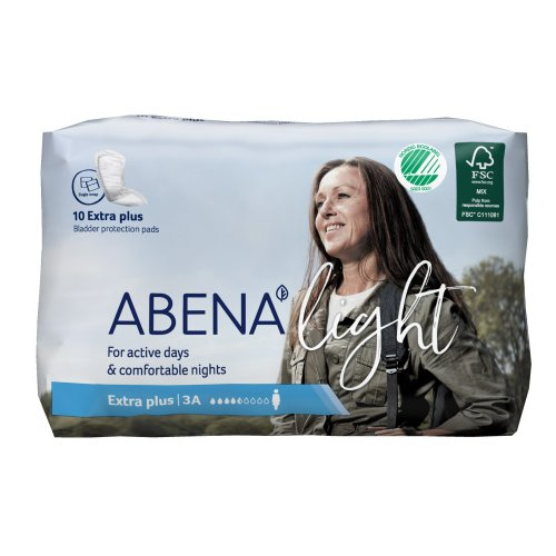 Abena™-Light Extra Plus Bladder Control Pad, 10/BG