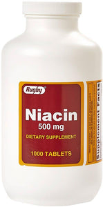 Major® Niacin Supplement, 1/BT