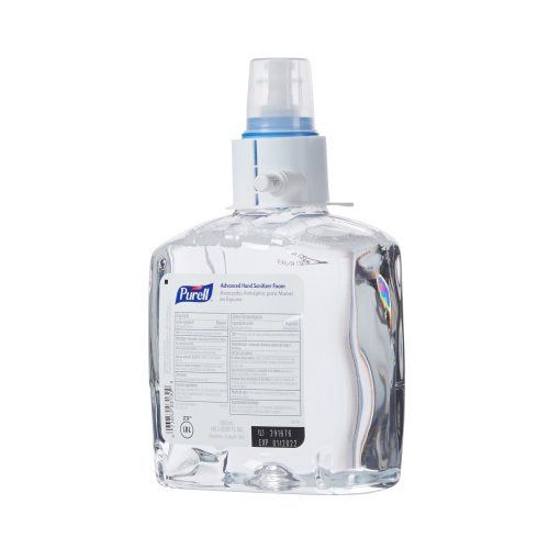 Purell® Advanced Foaming Hand Sanitizer Dispenser Refill Bottle, 1/EA