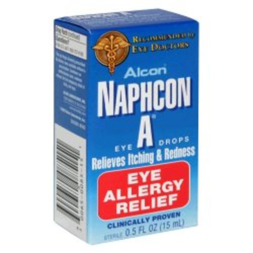 Naphcon A® Antihistamine Eye Drops, 1/EA