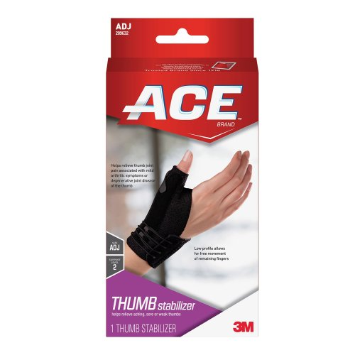 ACE™ Brand Deluxe Thumb Stabilizer, 1/EA