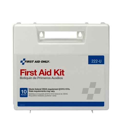 Acme First Aid Only® 10-Person First Aid Kit, 1/EA