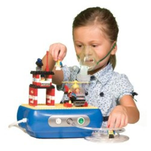 Drive™ Townhouse Interactive Building Block Nebulizer Compressor Kit, 1/EA