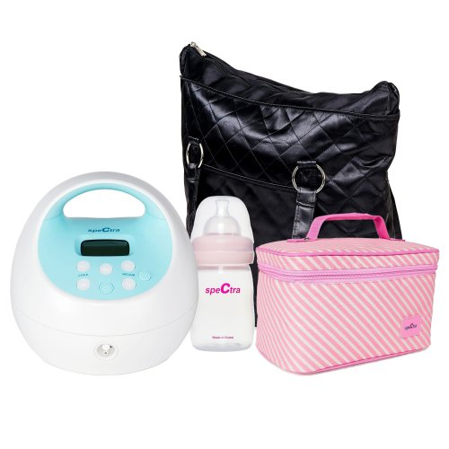 SpeCtra® S1 Plus Electric Breast Pump Kit, 1/EA