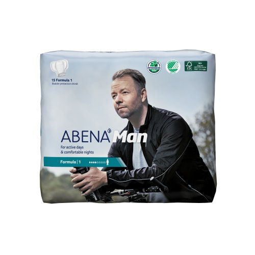 Abena™-Man Bladder Control Pad, 15/BG